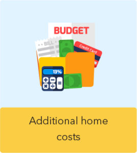 Additional home costs
