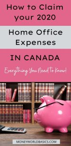 How to claim home office expenses for employees